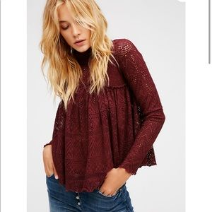 Free People Tops - Free People About Time Top- Sz M